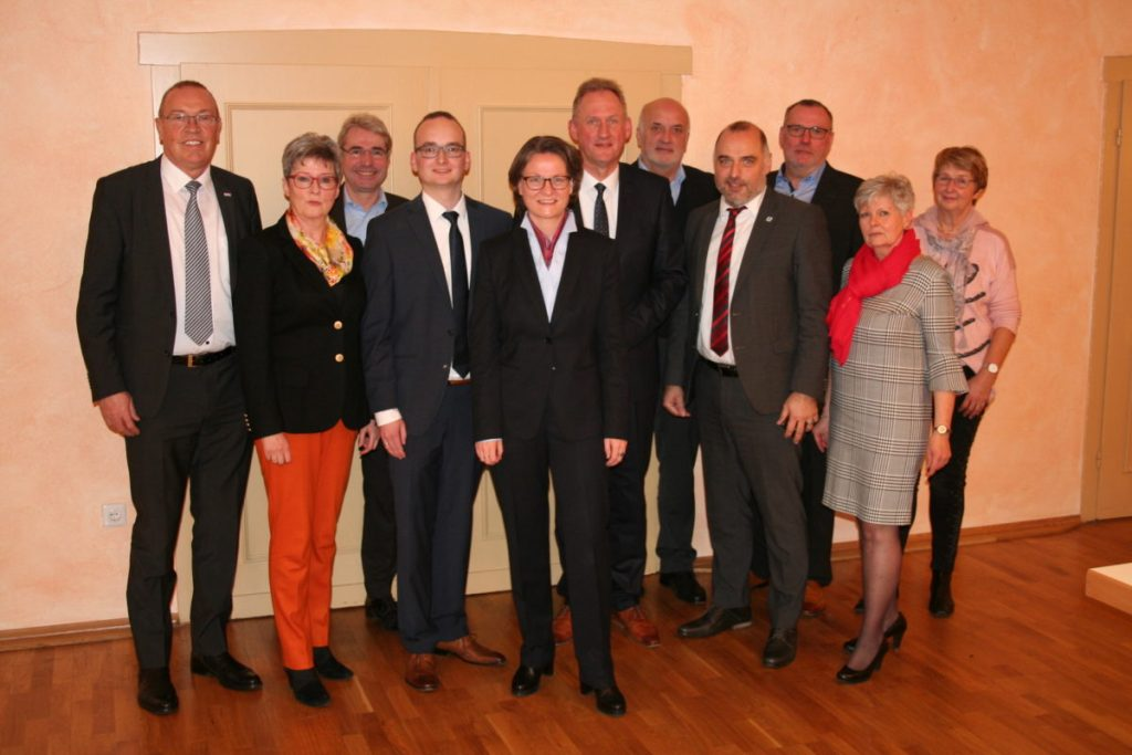 Heimatministerin Scharrenbach zu Gast in Müschede