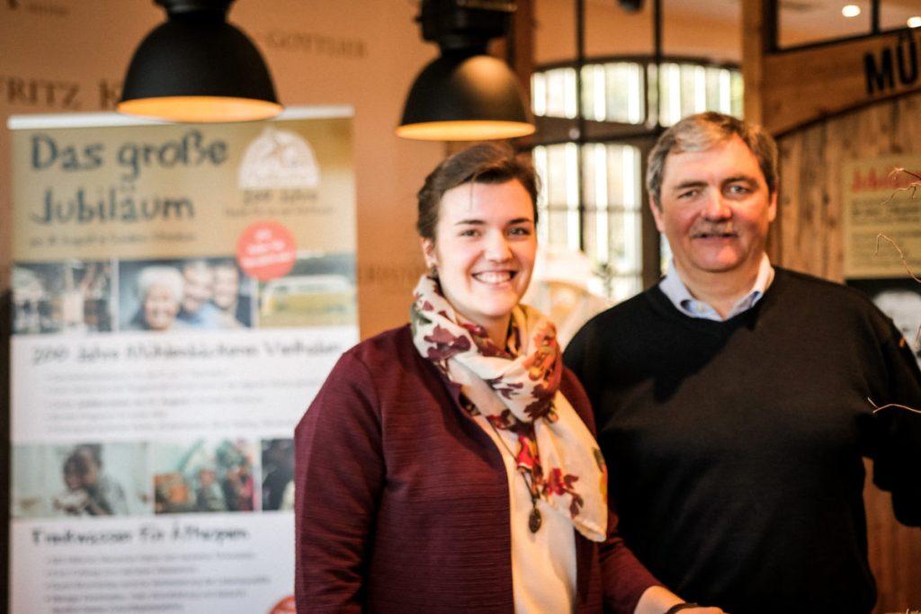 Generationenwechsel: Elisabeth Vielhaber wird Mühlenbäckerei in siebter Generation weiterführen