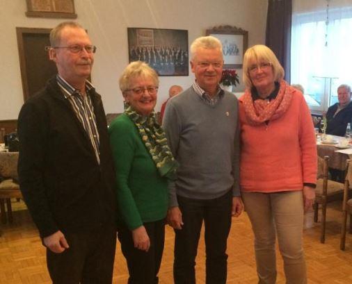 SGV ehrt Herbert Brechmann mit silberner Ehrennadel für besondere Verdienste