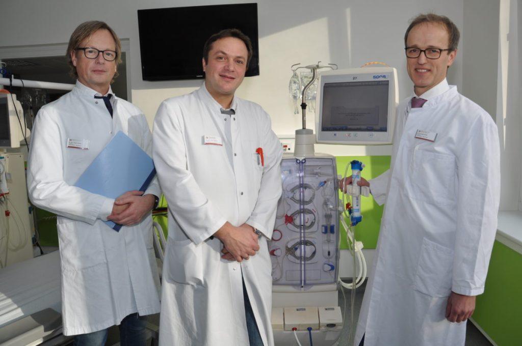 Klinikum stärkt Versorgungsangebot für Nierenkranke: Nephrologie am St. Walburga-Krankenhaus wird erweitert