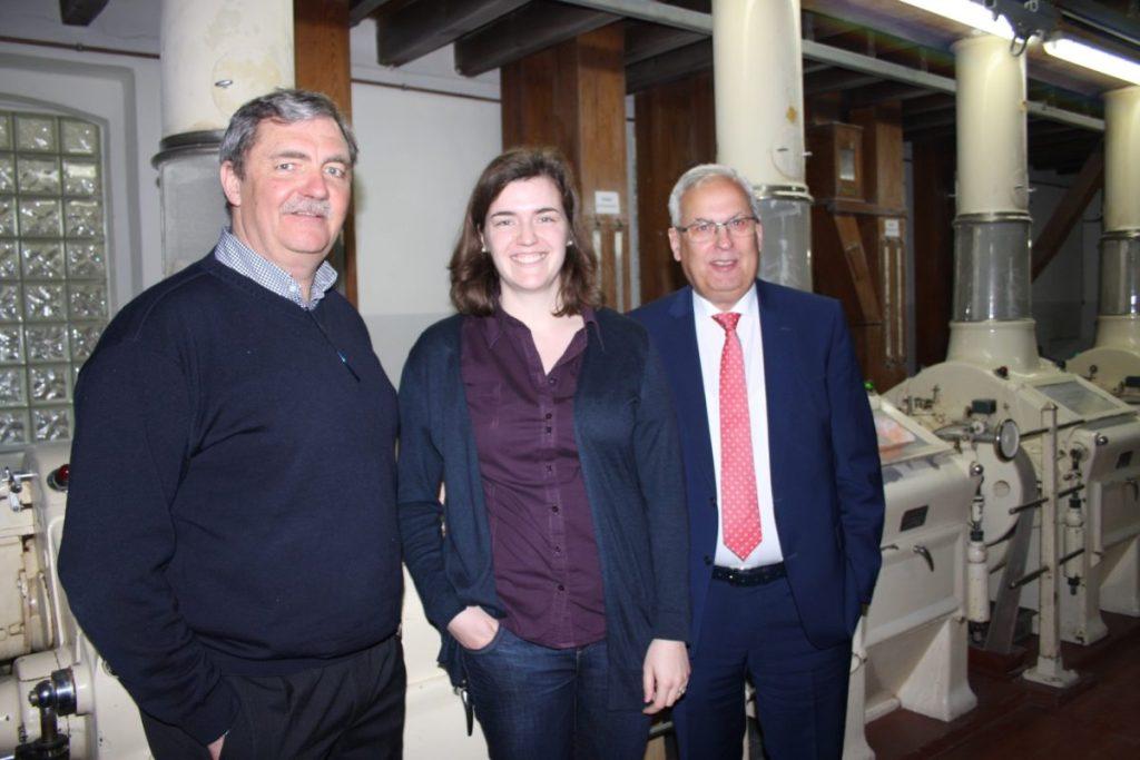 200 Jahre Mühlenbäckerei: Landrat besucht eines der ältesten Unternehmen im Sauerland