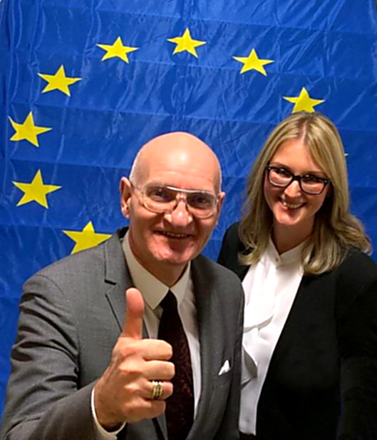 """Verwaltungsspitze wirbt: """"Europa wählen!"""""""