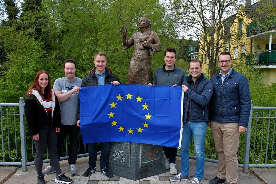 """Gemeinsamer Wahlaufruf: """"Wir alle zusammen sind die Europäische Union!"""""""