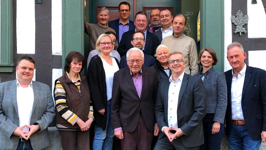 CDU Arnsberg ehrt Jubilare