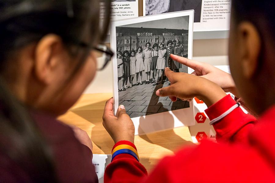Anne-Frank-Tag: Erinnerungskultur und Virtual-Reality-Brillen am Lauri