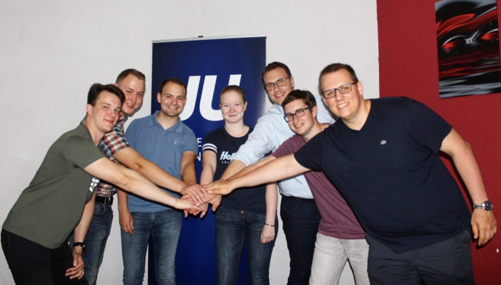 Kommunalwahl: Junge Union wählt Fabian Blome zum Spitzenkandidaten