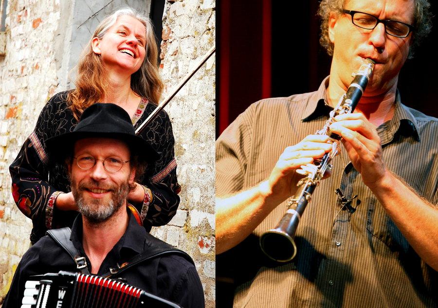 Folkclub präsentiert jüdische Musik