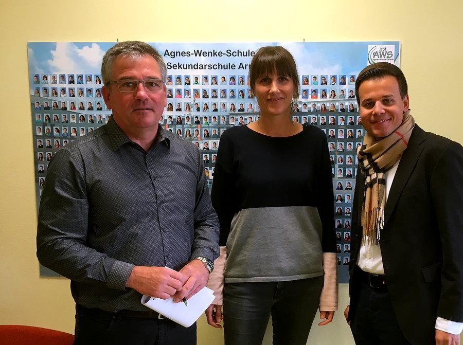 SchwarzGrün beklagt Investitionsstau an Neheimer Schulen