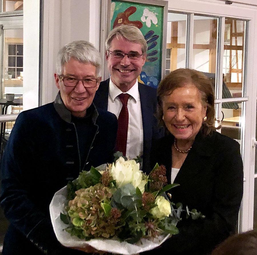 FDP: MdB Carlo Cronenberg kann seine Mutter ehren