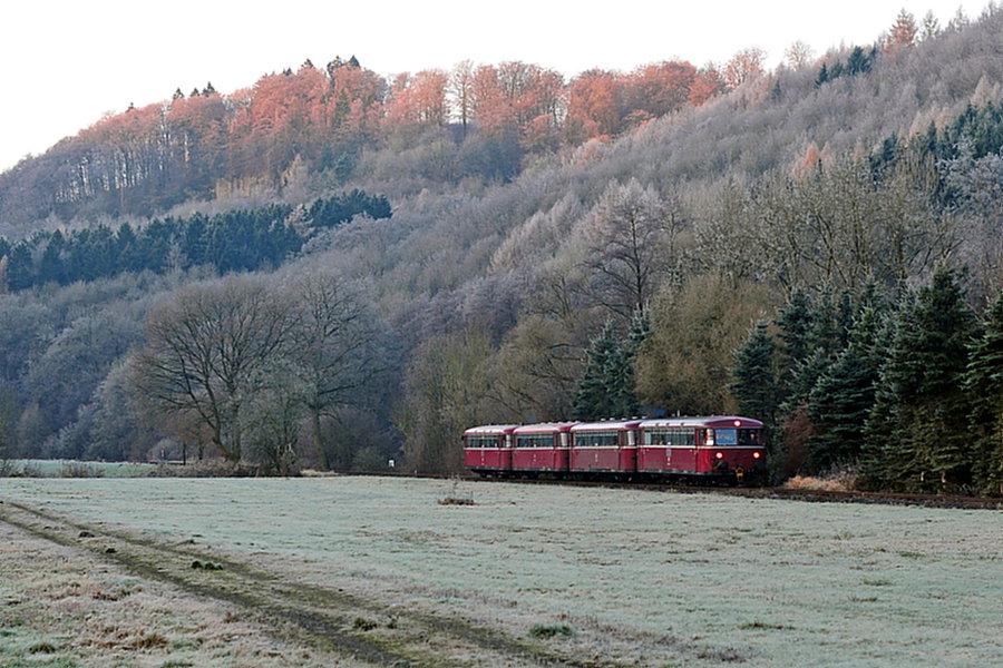 Lokale Agenda freut sich über Rückhalt für Röhrtalbahn