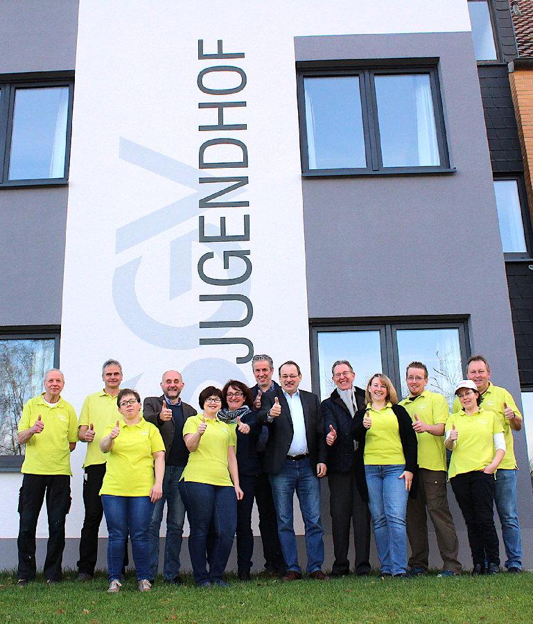 SGV-Jugendhof kooperiert mit Jugendherbergswerk