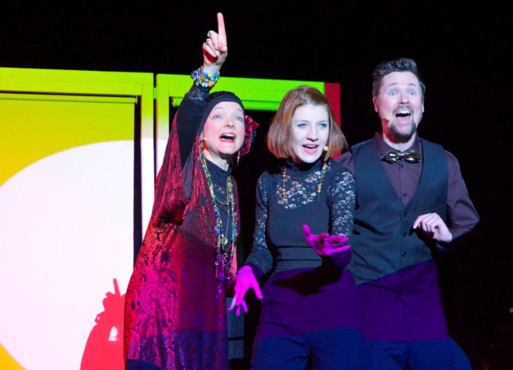 Teatron Theater versucht sich erneut über Else Lasker-Schüler