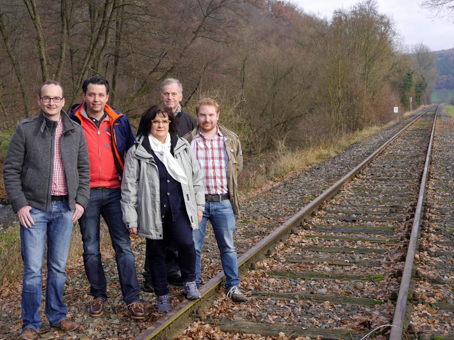 CDU will jetzt RöhrtalRadweg auf Bahntrasse beantragen
