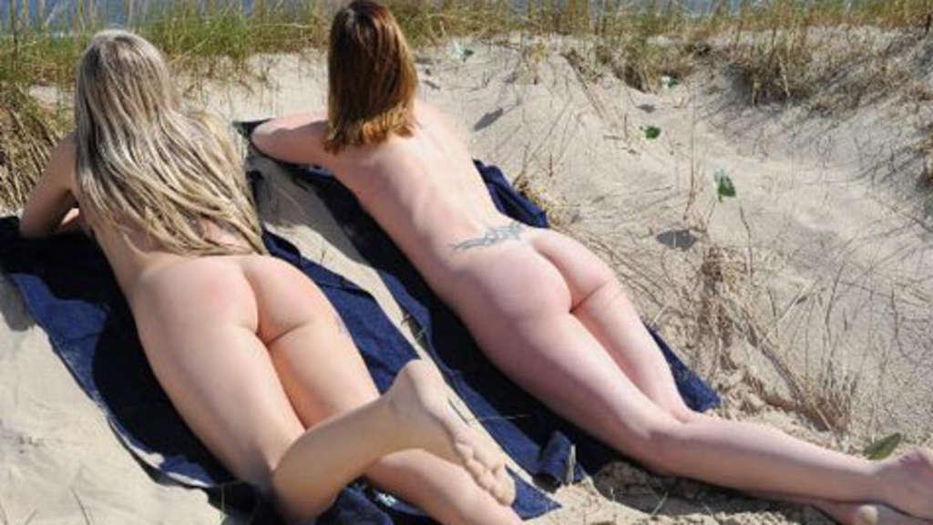 FKK auf der Insel Usedom NacktbadeSaison hat begonnen