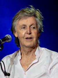 Paul McCartney in 2018
