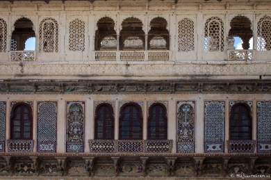 oude 'haveli' in Udaipur