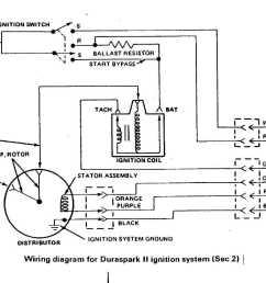 390 ford duraspark wiring [ 2622 x 1480 Pixel ]