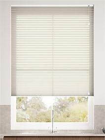 grey kitchen blinds ge slate pleated – energy saving duoshade