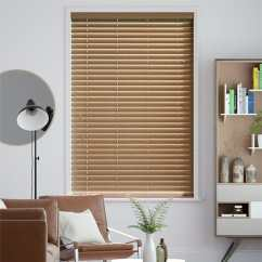 Window Blinds For Living Room How To Arrange Furniture With Corner Tv Shop Online Majestic Faux Wood 2go