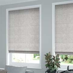 Grey Kitchen Blinds Drawer Organization Ideas Waycroft Roman Blind