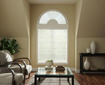Picking The Perfect Arch Window Treatment The Blinds Com Blog