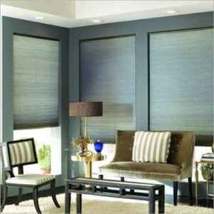 Completely Cordless Cellular Shades