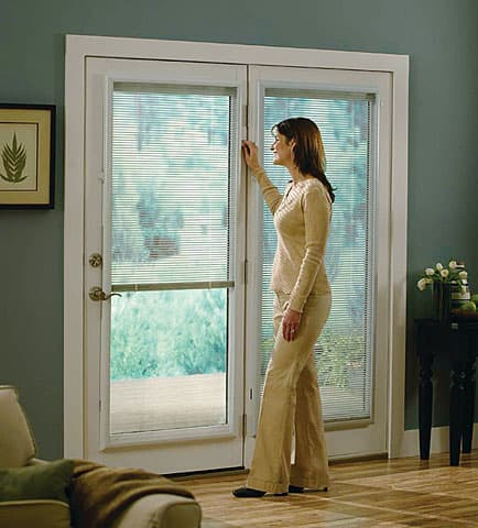 Alternatives To Enclosed Door Blinds You Can Install Yourself The