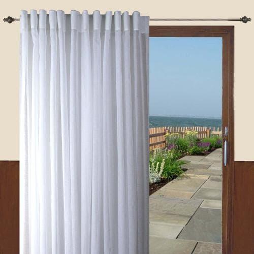 Blinds.com drapes for dorm