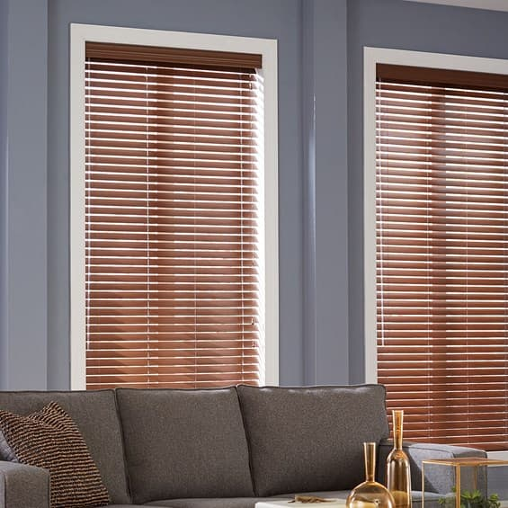 venetian blinds faux wood