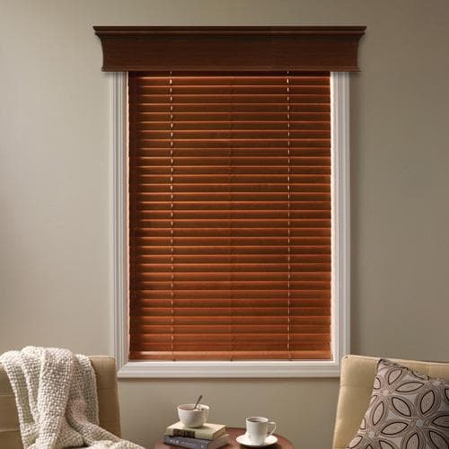 Blinds.com Brand Designer Wood Cornices