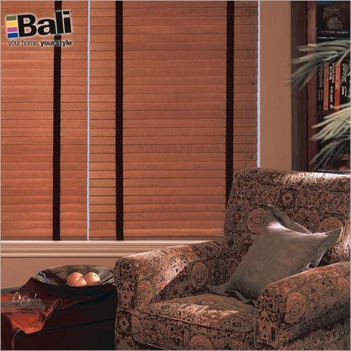 "Bali Northern Heights 2"" Wood Blinds"
