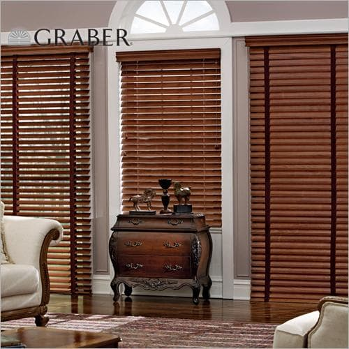 Save Up to 20% on Graber Blinds and Shades