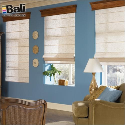 Bali Casual Classics Roman Shade from Blinds.com