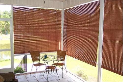 Blinds.com Brand Exterior Porch Shades