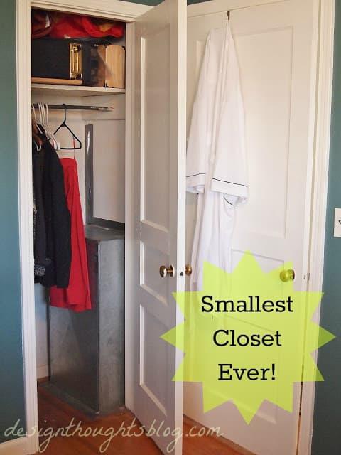 Kim's Closet Woes