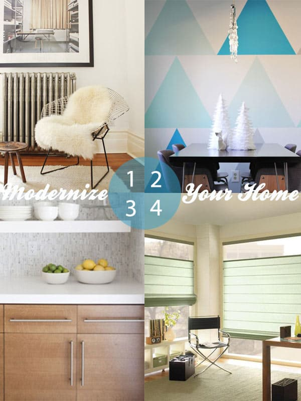 4-ways-to-modernize-your-home
