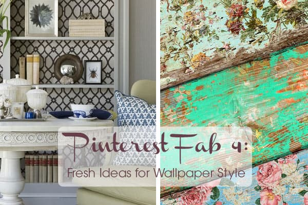 Ophelia S Adornments Blog May 2012: FAB 4 €� Pinterest Wallpaper Style!