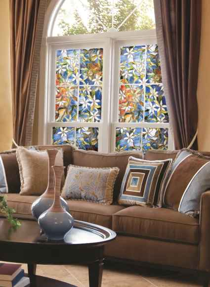 Thomas Hicks Decorative Window Film