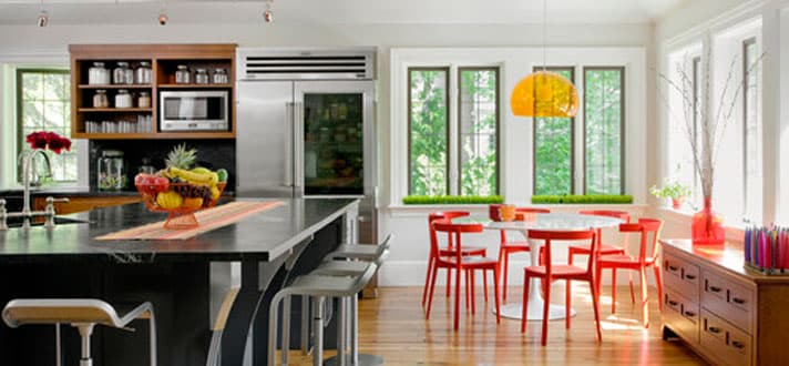 Classic Elements Of Mid Century Modern Home Decor Have Crept Into The Contemporary Design Consciousness Nostalgic Shapes And Styles We Love Are
