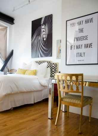 Oversized Typography In Room