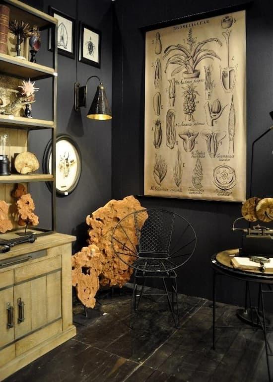 Black home decor Masculine Black Walls Gothic Home Decor Blinds Halloween Decor Ideas Gothic Elegance Home Decorating