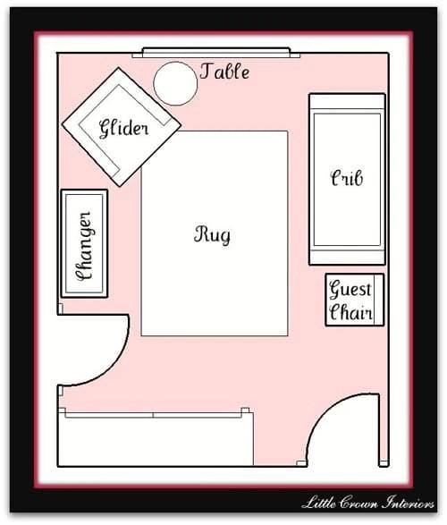 Nursery Floor Plan