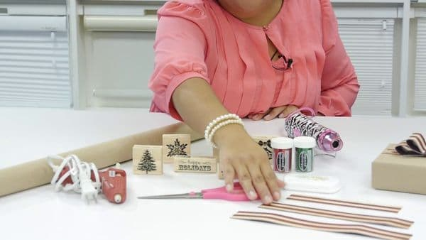 Creative Gift Wrapping Ideas - Supplies