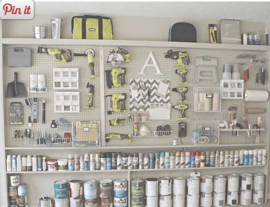 get organized - garage