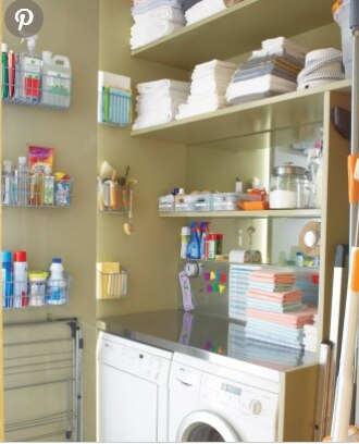 get organized - laundry