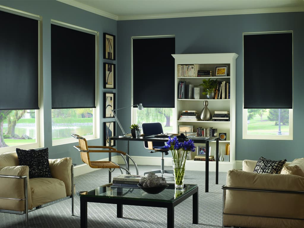 Get Ready for Game Day Best Window Treatments for Media Room The