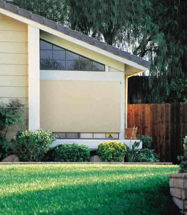 Save Summer With Coolaroo Outdoor Shades - Finishing Touch