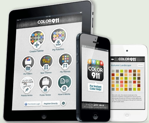 home apps - color 911