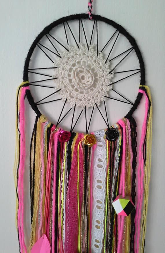 Modern Dreamcatcher - dorm decor