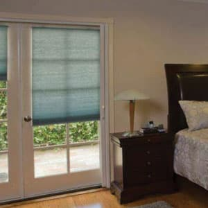 Celluar-Shades-For-Doors & 10 Things You MUST Know When Buying Blinds For Doors - The ... Pezcame.Com